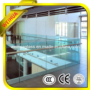 6.38mm/8.38mm/10.38mm/12.38mm Safety Clear and Colored Tempered Laminated Glass pictures & photos