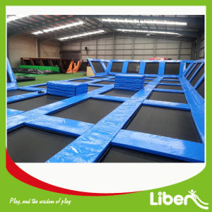 China Made Professional Commercial Indoor Inflatable Trampoline Area pictures & photos
