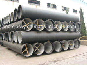 Ductile Iron Pipe Dn600 T-Type/Self-Restrained K8/K9/K12/C30 pictures & photos