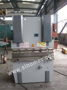 Plate Press Brake Machine/Metalworking Bending Machine (WC67Y-40T/1500) pictures & photos