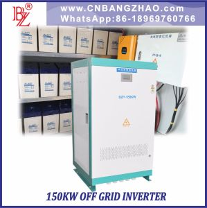 Copper Transformer Big Power Inverter 100kw 150kw Hybrid Invertors pictures & photos