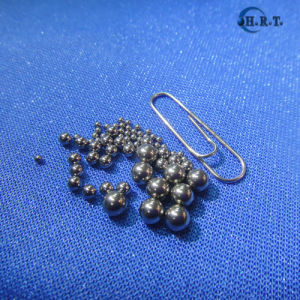 Chrome Steel Ball (Aisi52100) (0.5MM-1.5875MM) pictures & photos