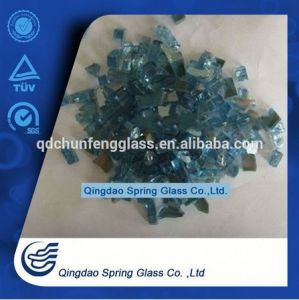 Wholsale Glass Chips for Fireplace Decoration pictures & photos