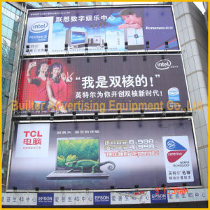 Outdoor Pole Advertising Trivision Display pictures & photos