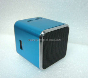 Mini Speaker Read TF Card and USB Disk