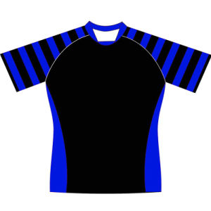Personalized Sublimated Rugby Football Team Shirt with Your Own Logos pictures & photos