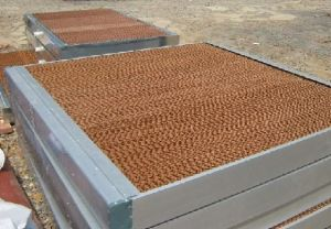 Poultry Vantilation Equipment Evaporative Air Cooling Pad