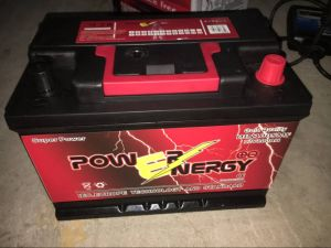 Dins100mf 12V100ah Maintenance Free Car Battery pictures & photos