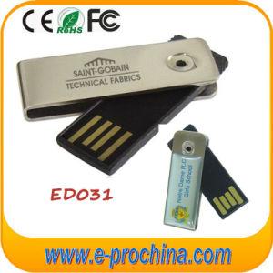Metal UDP Swivel Stick Shape USB Flash Drive (EM020) pictures & photos