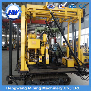 Crawler Portable Rotary Trailer Mounted Water Well Drilling Rig pictures & photos