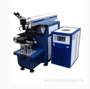 Hardware Welding 3D Laser Welding Machine with Good Price pictures & photos