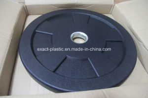 Hi Temp/Rogue Fitness Model Rubber Bumper Plates pictures & photos