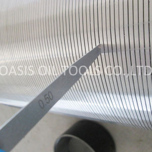 "China 6 5/8"" Stainless Steel Water Well Screen Pipe pictures & photos"