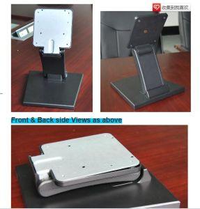Vesa Monitor Stand Black, White