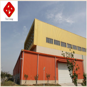 Easy Installation Light Steel Structure Workshop/Warehouse/Building pictures & photos