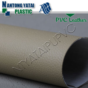 High Grade Embossed PVC Car Seat Leather for Automobile Upholstery