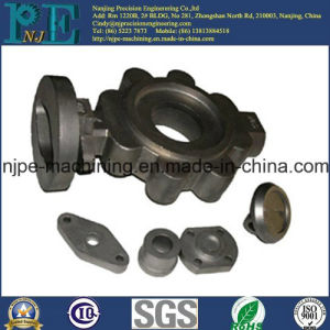 OEM High Quality Aluminum Casting Machinery Part pictures & photos