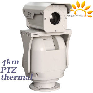 2 Km Detection Range Thermal Surveillance Camera pictures & photos