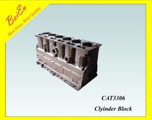 Cylinder Block for Excavator Engine Cat3306 pictures & photos