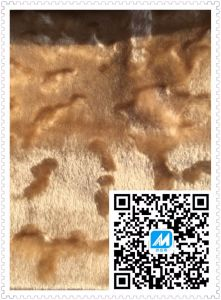 Crushed Knitting Velvet Sofa Fabric Furniture Fabric (CD002) pictures & photos