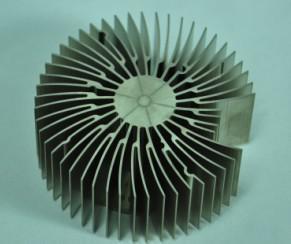 Extruded Aluminum Heatsink pictures & photos
