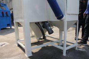 Barrel Blast Machine Batch Sandblasting pictures & photos