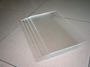 Clear Acrylic Sheet pictures & photos