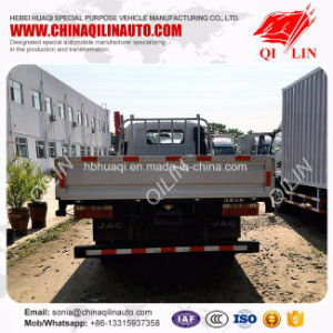 Box Height 400mm Balustrade Cargo Truck pictures & photos