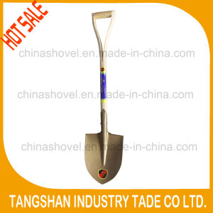 Use for Mining - Wood Hanlde Steel Shovel pictures & photos