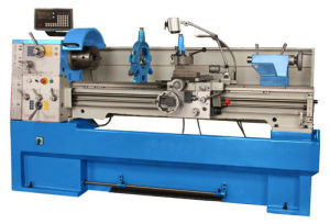 1000mm Length High Precision Horizontal Metal Lathe with Ce pictures & photos