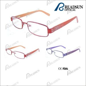 Italy design Fashion Metal Reading Glasses (RM357014) pictures & photos