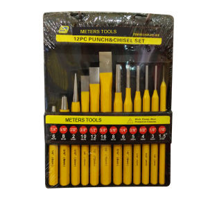 12 PC Set CRV Punch and Chisel pictures & photos