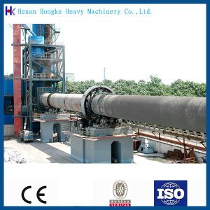 China Limestone Rotary Kiln Supplier pictures & photos
