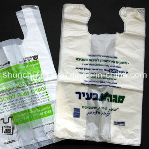 Biodegradable Plastic Shopping Bags pictures & photos