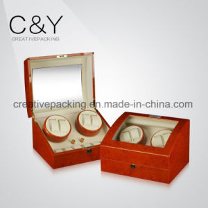 Fashional Style Wooden Watch Winder Box pictures & photos