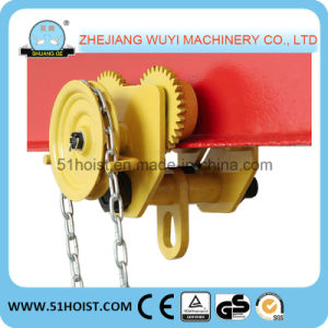 Shuangge Gct Series Geared Trolley