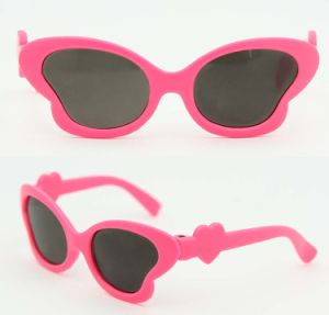 Doll Sunglasses with Plastic Material (TS009) pictures & photos