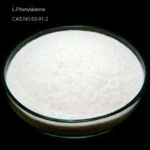 Food Additive: L-Phenylalanine/CAS No. 63-91-2 pictures & photos