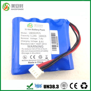 2s2p Li-ion Battery Pack pictures & photos