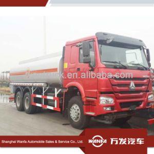 HOWO Series 18cbm Zz1257n4341W Feul Tank Truck pictures & photos
