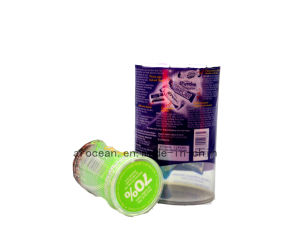 Round Box for Snacks Plastic Packaging pictures & photos