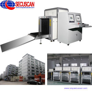 High Resolution Image X-ray Inspection for Luggage, Baggage, Cargo pictures & photos