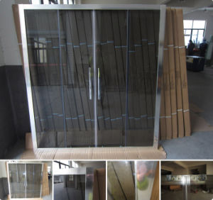 6mm Shower Screens with Grey Glass pictures & photos