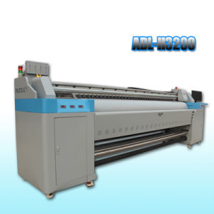3.2m Wide Large Format Eco Solvent Inkjet Plotter pictures & photos