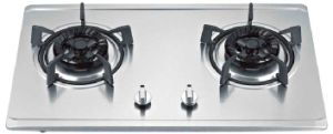 Built in Gas Stove Two Burners (GS-B02) pictures & photos