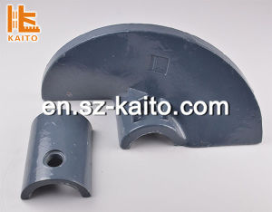 Asphalt Paver Augers Blade Guillotine Blade Sharpening pictures & photos