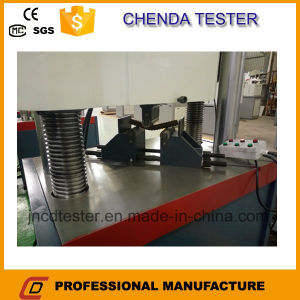 100kn-1000kn Hydraulic Universal Testing Machine From Chinese Factory pictures & photos