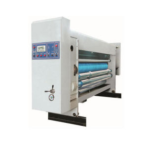 Color Ink Board Printing Machinery Slotting pictures & photos