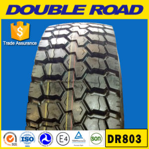 Double Road Truck Tyre/Patterm Dr804 High Quality Radial Truck Tyre pictures & photos