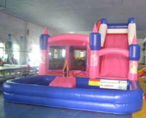 Inflatable Bounce Inflatable Slide. Inflatable Toys Inflatable Water Park pictures & photos